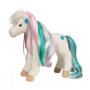 Rainbow Princess Horse