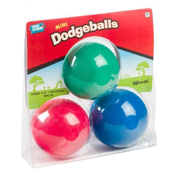 mini dodge balls colorful balls