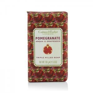 Pomegranate Triple Milled Soap