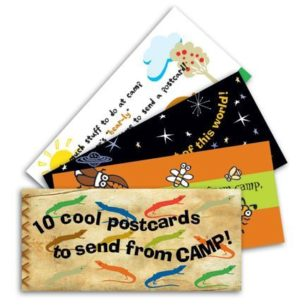 10 Cool Postcards From Camp