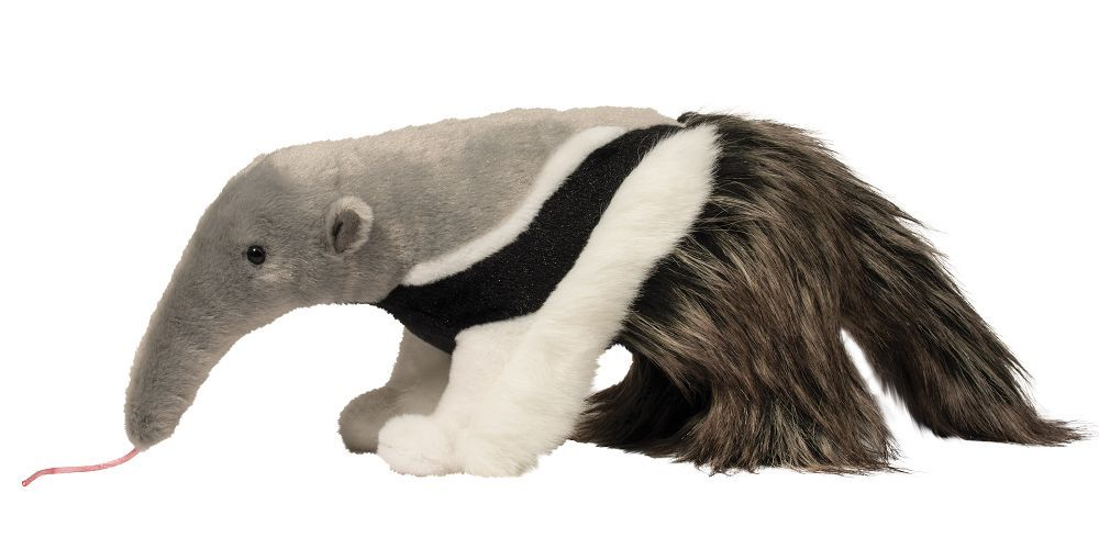 Andy Anteater Stuffed Animal