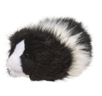 Angora Guinea Pig Stuffed Animal
