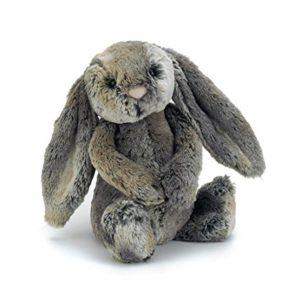 Bashful Woodland Bunny