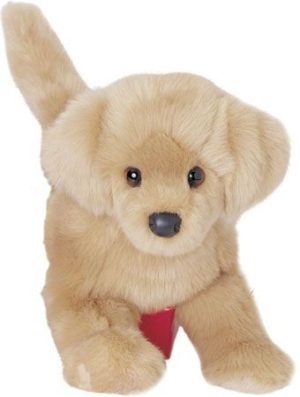 Bella Golden Retriever Stuffed Doggy