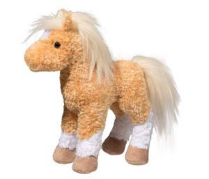 Buttermilk Palomino Horse