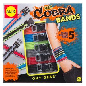 DIY Cobra Bands