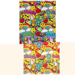 Camp Friends Towel