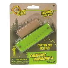 Campfire Harmonica Camp toys