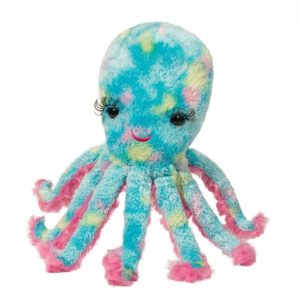 Cara Turquoise Octopus Stuffed Chidren's Toy