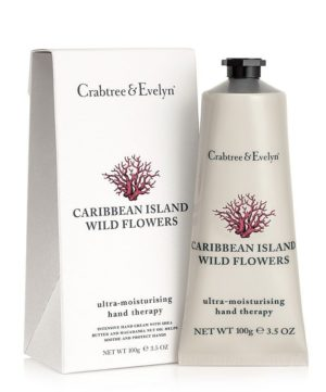 Caribbean Wildflower Hand Therapy