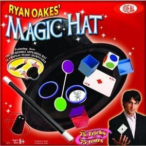 Collapsible Magic Hat Set