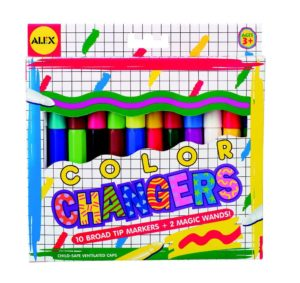 Color Changing Markers