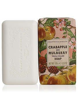 Crabapple and Mulberry Soap