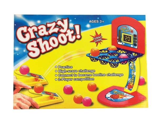 Crazy Shoot Basketball