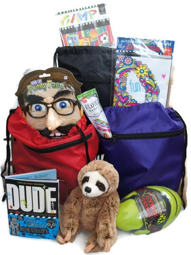 Sport Sack Pac Camp Care Package