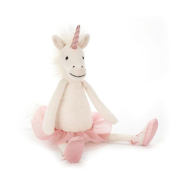 Dancing Darcy Unicorn Stuffed Animal