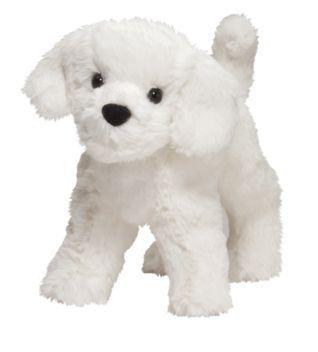 Bichon Stuffed Animal
