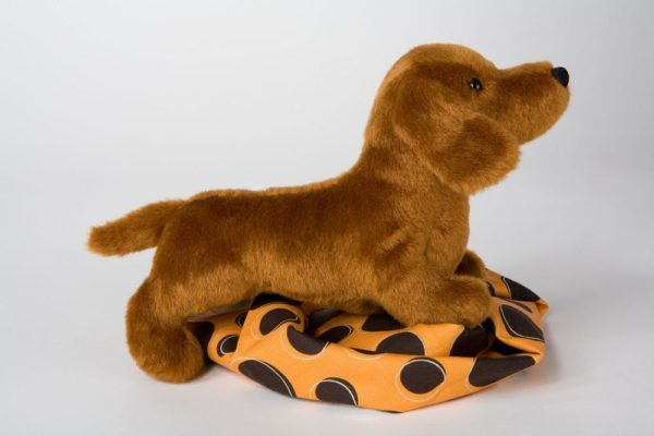 Dilly Dachshund Stuffed Animal