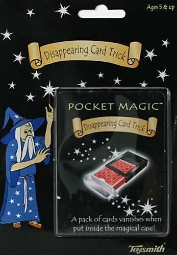 Disappearing Card Trick