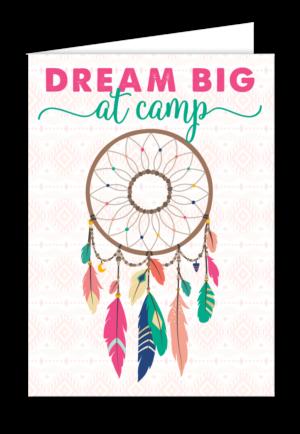 Dream Big at Camp