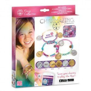 Emoji Charm Bracelet Collection