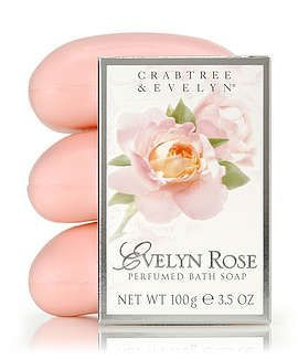Evelyn Rose Triple-Milled Soap