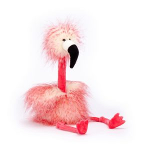 Flora Flamingo Stuffed Children's Toy