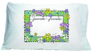 Favorite Friends Pillowcase