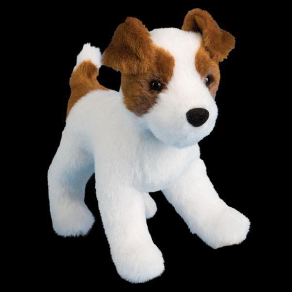 Jack Russell Stuffed Animal