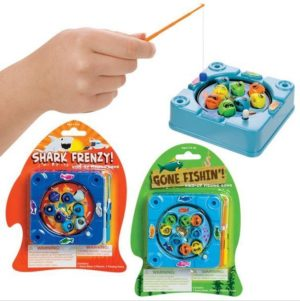 Gone Fishing Game Assortment