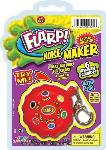 Flarp Noise Maker