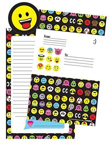 Funny Emoji Foldover Cards