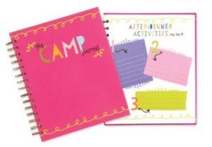 Girl's Camp Journal