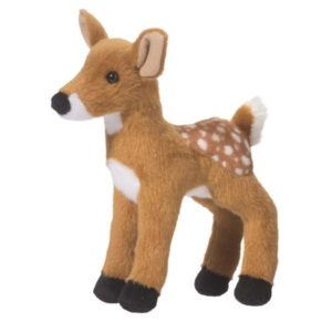 Spotted Fawn Stuffed Animal