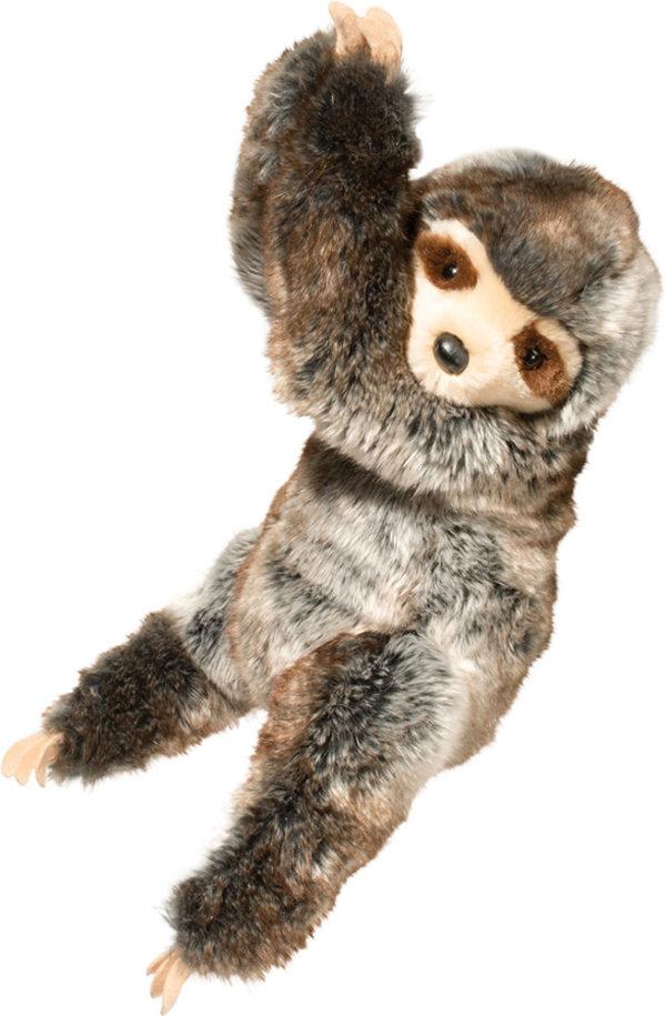 Ivy Sloth Stuffed Animal