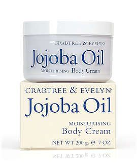 Jojoba Oil Body Cream