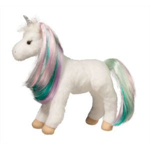 Jules Princess Unicorn White