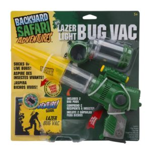 Backyard Safari Adventures Lazer Light Bug Vacuum