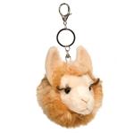 Llama Fur Fuzzle Pom