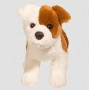 Bulldog Stuffed Animal