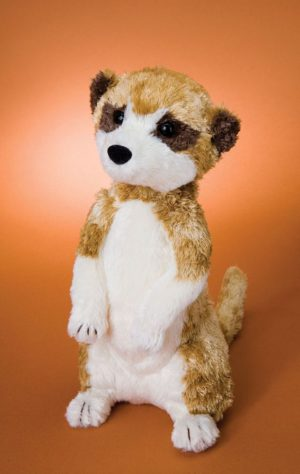 Mack Meerkat Stuffed Animal