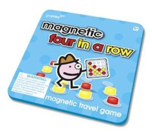 Magnetic Four in a Row