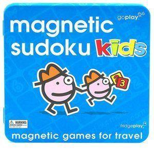 Magnetic Kids Sudoku