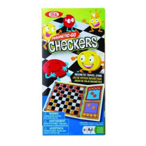 Magnetic Go! Checkers