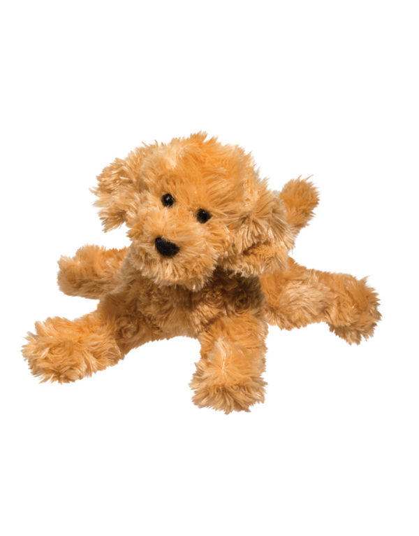 Molasses Caramel Labradoodle Stuffed Animal