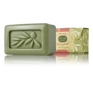 Olive Leaf Triple Milled Soap