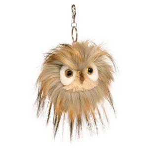 Owl Fur Fuzzle Pom