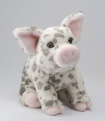 Pauline the Spotted Pig Stuffed Animal