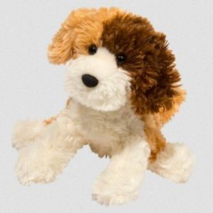 TriColor Labradoodle Stuffed Animal