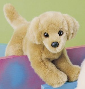 Golden Retriever Stuffed Animal